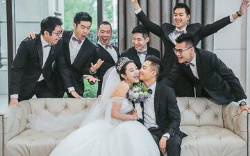 Wedding婚禮作品