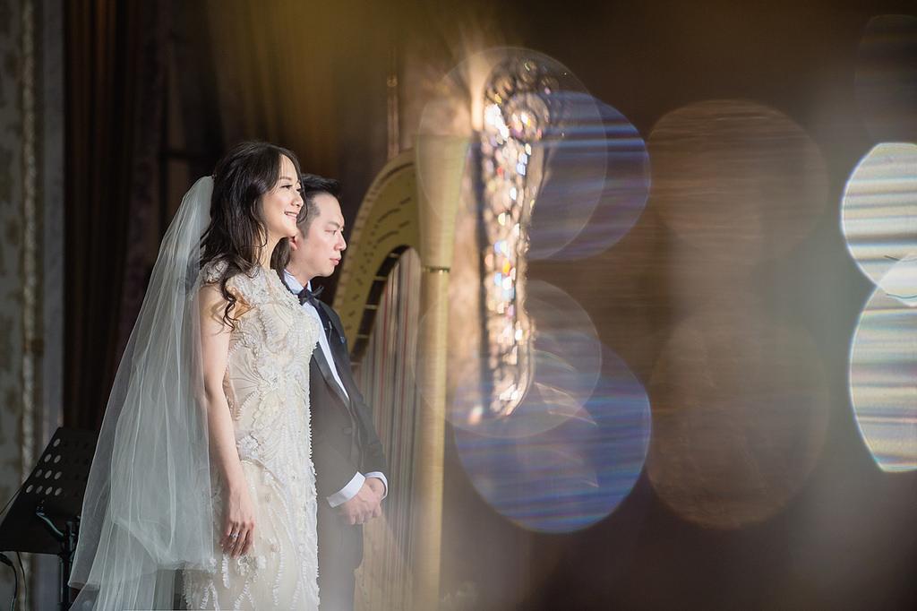 文華東方,婚攝,加冰,婚禮記錄,bw image