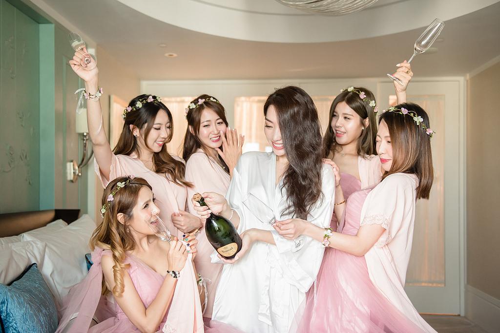 [婚攝] Tim & Candy 婚禮紀錄@文華東方