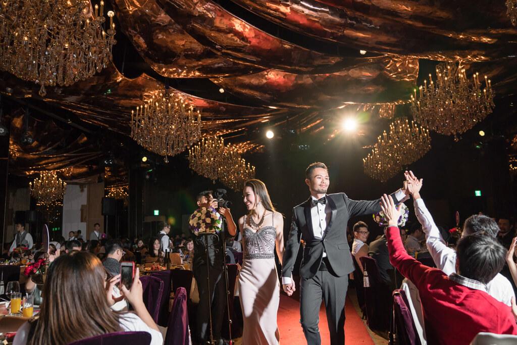 『婚攝』Marko & Lena婚禮紀錄@君品酒店