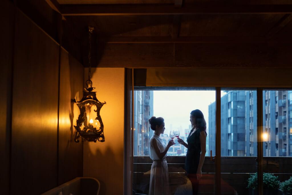 『婚攝』Eric & Erica 婚禮紀錄@君品酒店